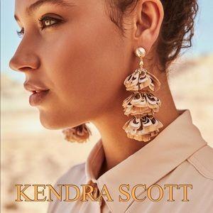 Kendra Scott | Lenni Feather Earrings